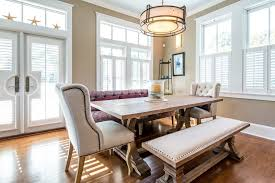 dining room trim ideas nailhead trim ideas living room transitional with mirror above