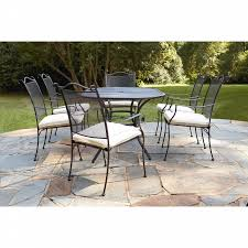 Oasis Outdoor Patio Furniture by Garden Oasis Steinbeck 7pc Dining Set Limited Availability