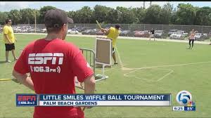 2nd annual little smiles wiffle ball tournament youtube