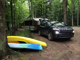jeep pop up tent trailer summer shakedown 2014 jeep cherokee tested u2013 be car chic