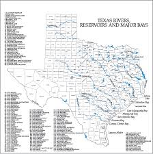 Texas rivers images Tpwd maps gif