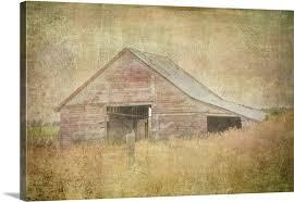 Tractor Barn Tractor Barn Wall Art Canvas Prints Framed Prints Wall Peels