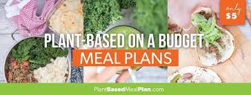 plant based on a budget home facebook