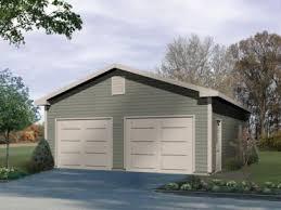 2 Car Detached Garage 7 Best Garage Design Images On Pinterest 2 Car Garage Plans