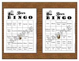 here u0027s the latest bingo game from the shop created with a retro