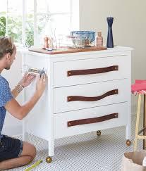 Kitchen Island Out Of Dresser - diy dresser kitchen island cart in redbook diy pinterest