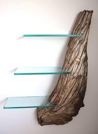 Tree Branch Bookshelf Diy Top 10 Extraordinary Driftwood Shelves Diy Ideas