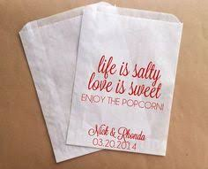 popcorn sayings for wedding popcorn bar at wedding reception weddings maryand weddings