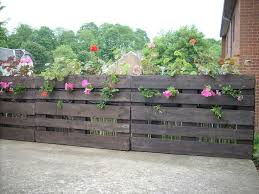 Fencing Ideas For Backyards by 129 Best Pallet Fences Images On Pinterest Pallet Fence Pallet