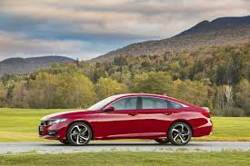 first drive all new 2018 honda accord style power and comfort