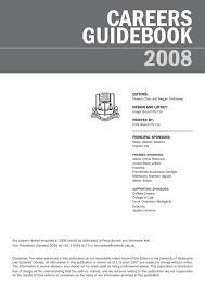 careers guidebook 2008 by mulss issuu