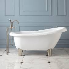 modern slipper tub wonderful modern slipper tub edwin acrylic