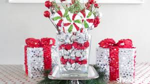 easy to make home decorations extraordinary easy to make christmas centerpieces design