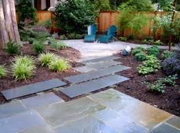 Simple Landscape Ideas by Triyae Com U003d Simple Backyard Landscaping Ideas Various Design
