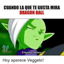 Mundo Memes - 25 best memes about dragon ball dragon ball memes