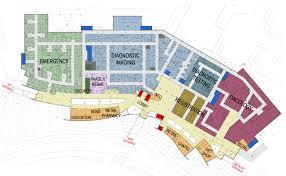 United Center Floor Plan United Hospital Center Gresham Smith And Partners