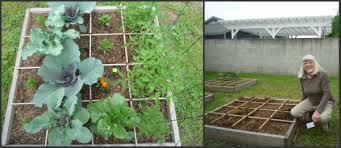 learn vegetable gardening by the square foot l a at home los