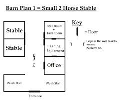 small horse u2013 barn plans vip