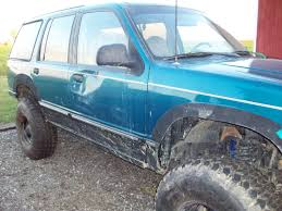 Ford Explorer Lifted - 1992 ford explorer lifted great lakes 4x4 the largest offroad