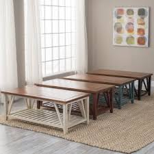 mission style living room tables craftsman mission style coffee tables hayneedle