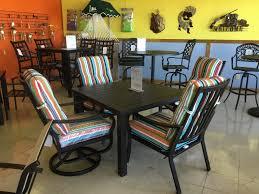 outdoor dining furniture sales gun barrel city tx