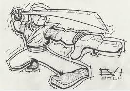 ninja doodle a day