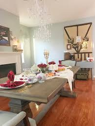Karas Party Ideas Be Our Guest Beauty And The Beast Party - Beauty and the beast dining room