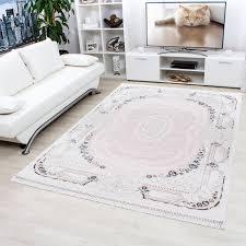 Teppich Schlafzimmer Beige Modern Designer Hochwertige Acrylic Teppiche Für Wohnzimmer