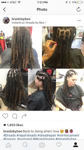 Human Hair Loc Extensions by 23 Best Instant Locs Aka Dread Extensions Images On Pinterest