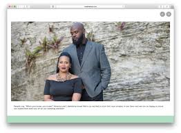 our wedding website 10 real couples wedding websites get inspired now ewedding