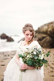 bridal editorial on the cornish coast with a beautiful celtic