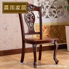 Carved Dining Table And Chairs Dining Table Solid Wood Carved Dining Table Wooden Tables Sets