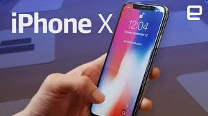 Iphone X Apple Iphone X On 10 Years In Apple Rewrites Its Rulebook