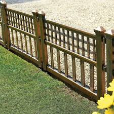 ideas for decorative fence panels design 14992