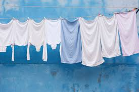 Used Jeans Clothing Line Ways To Keep Line Dried Clothing From Getting Stiff