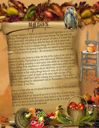 nordic wiccan autumn equinox