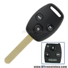 2008 honda accord key high quality honda accord key remote 3 button buy cheap honda