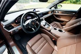 porsche panamera turbo interior vienna business u0026 travel