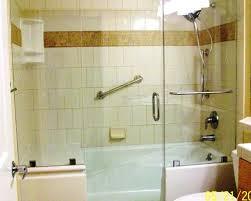 E Shower Door E Z Step Tub To Shower Conversion With A Frameless Shower Door Upgrade