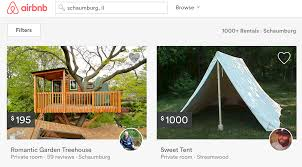 sleep in this hastily made backyard tent for 1 000 per night