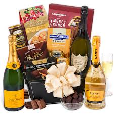 new years basket new years gift basket of indulgence by gourmetgiftbaskets