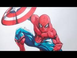25 draw spiderman ideas drawing stuff