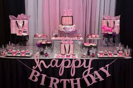 sweet 16 party themes diy sweet 16 party themes a craft in your day