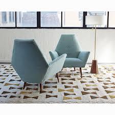 Floor Chairs Sorrento Chair Modern Furniture Jonathan Adler