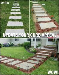 Backyard Ideas For Small Yards On A Budget Increase Your Curb Appeal With These Landscaping Diy Projects