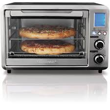 Cooking In Toaster Oven Hamilton Beach Countertop Oven With Convection And Rotisserie