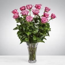 roses delivery dozen stemmed lavender roses in philadelphia pa ten