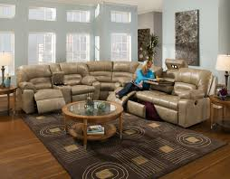 Oversized Couches Living Room Furniture Modern Sectional Couch Design With Round Table And Rugs