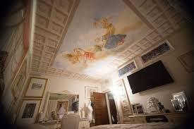 soffitti dipinti il dell affresco affreschi e decori per una villa a forli