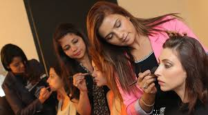 hairstyling classes career after class 12 become a make up artist or hair stylist